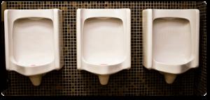Famous Study Involving Watching Men at Urinals