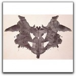Picture of a Rorshach Inkblot