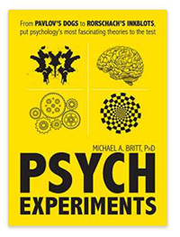 The Psych Files' First Book: Psych Experiments